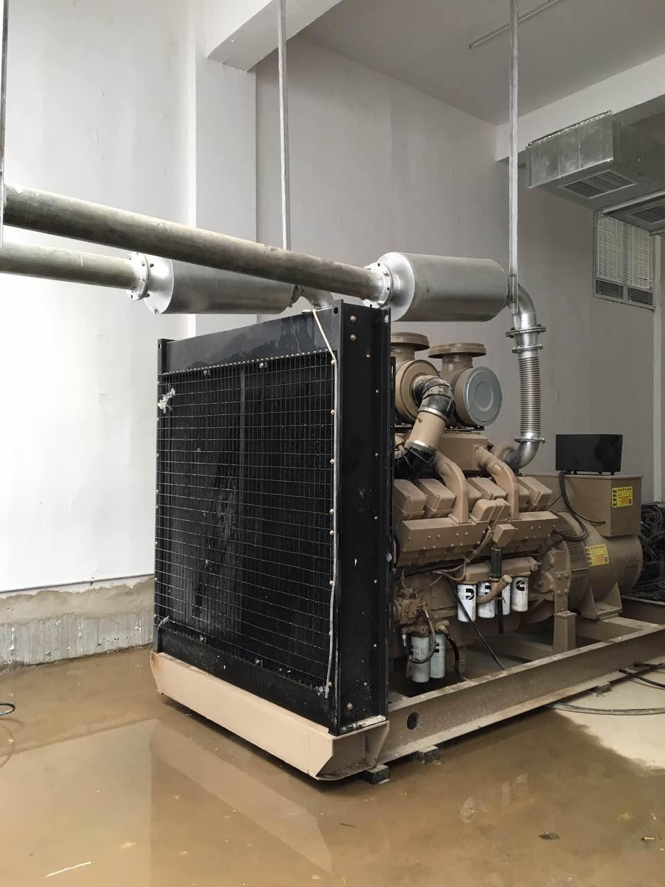 发电机组销售案例