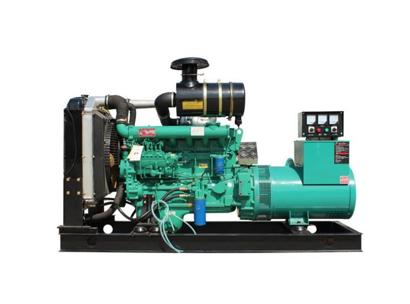 潍柴柴油发电机排气冒黑烟主要有以下原因