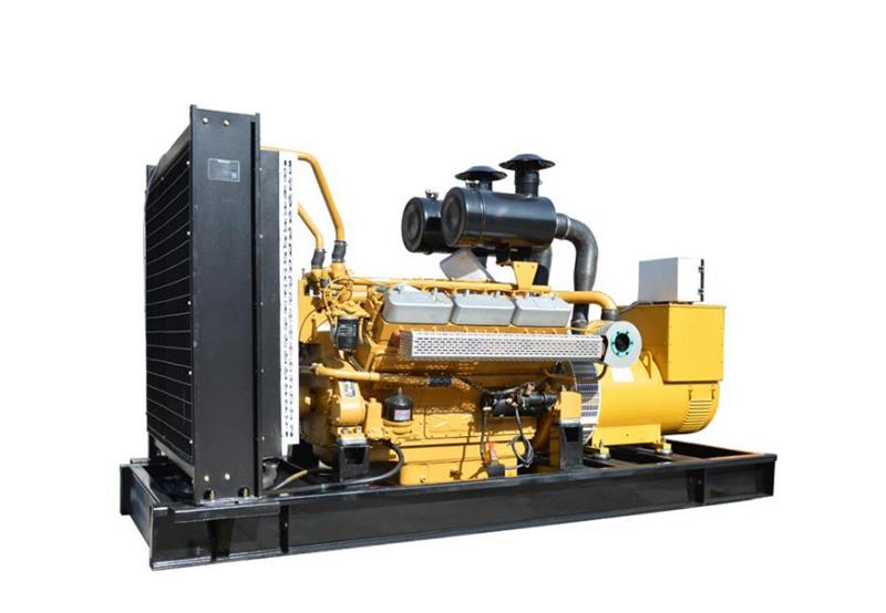 350kw凯普发电机