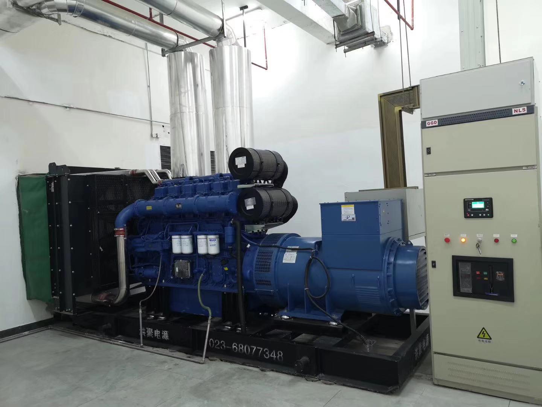 学校柴油发电机
