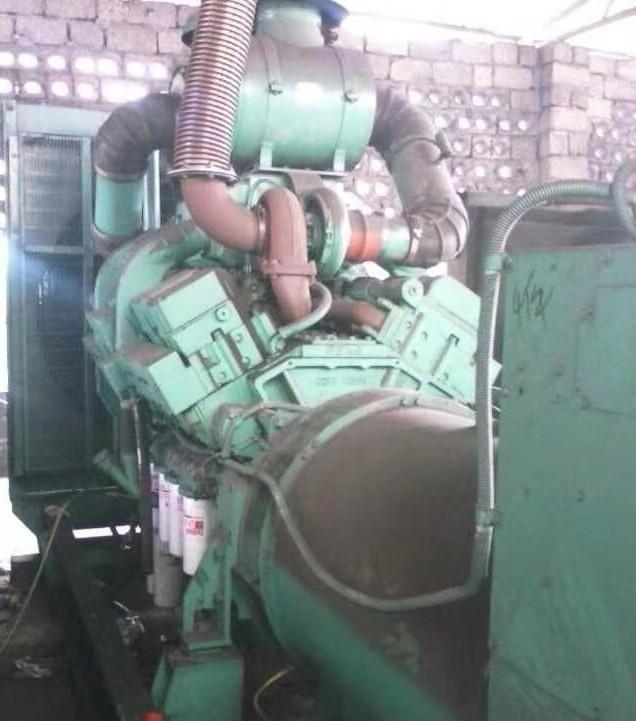 矿山柴油发电机