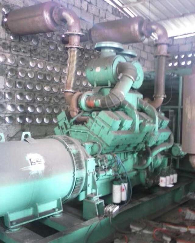 矿山备用发电机