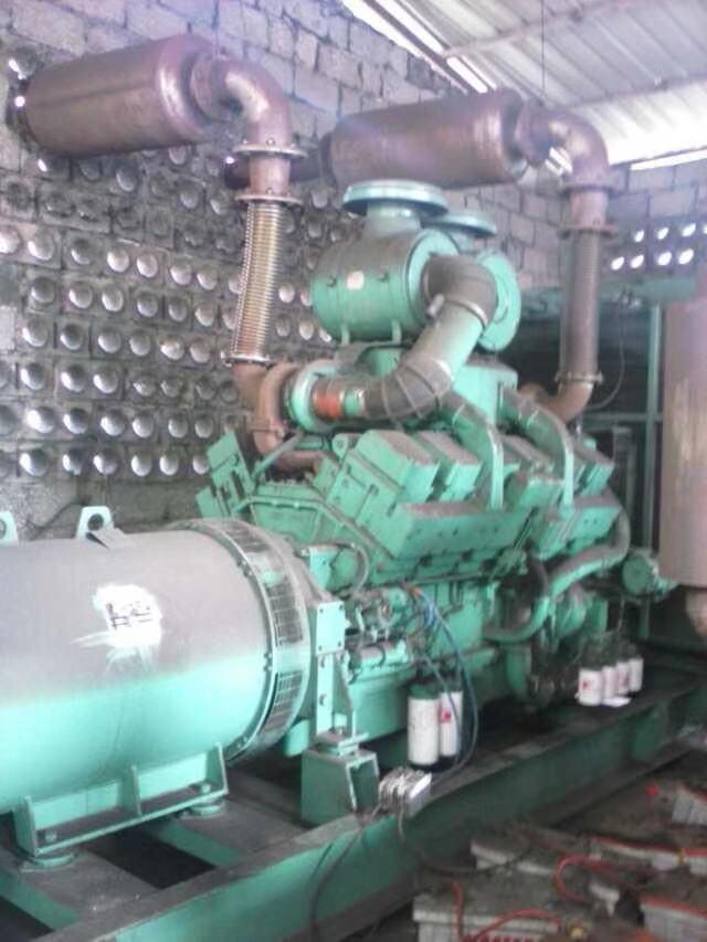 昆明矿山备用发电机