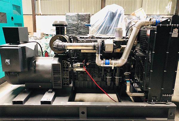 300kw上柴发电机