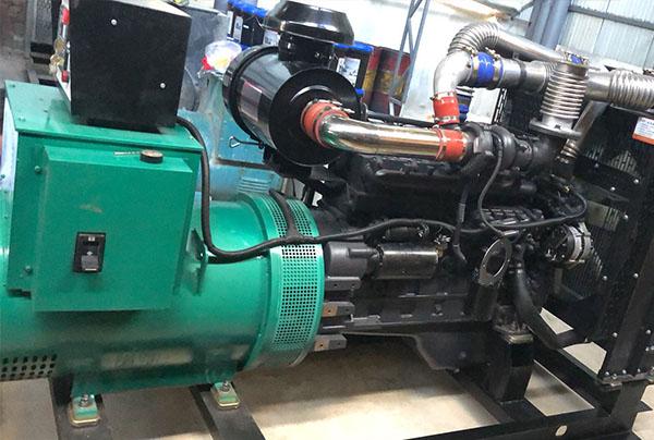 200kw上柴发电机
