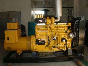 云南柴油发电机组