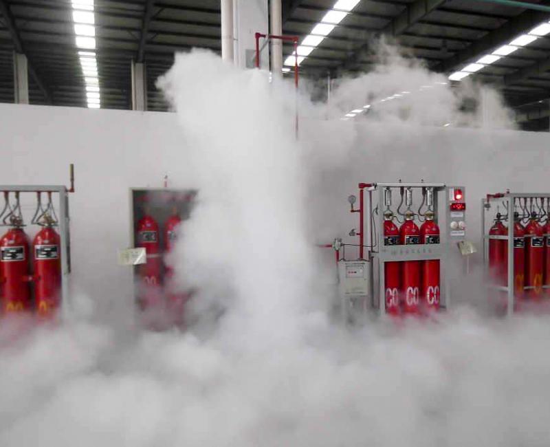 在冬季对消防设施进行检测需要注意哪些问题?