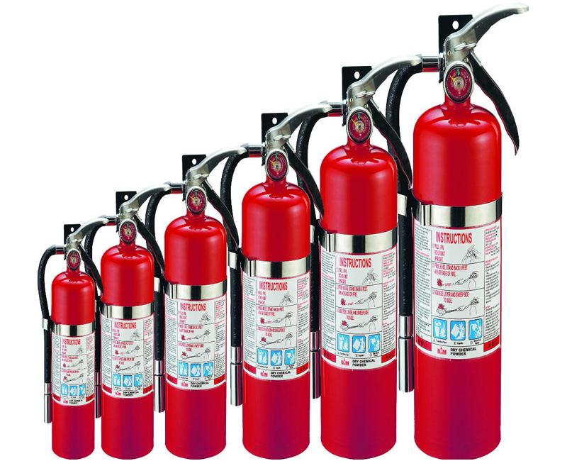 消防设备维修:灭火器要如何维护保养呢?