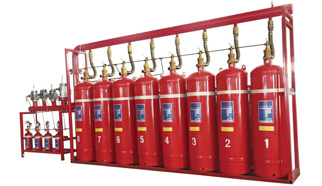 消防气体灭火系统