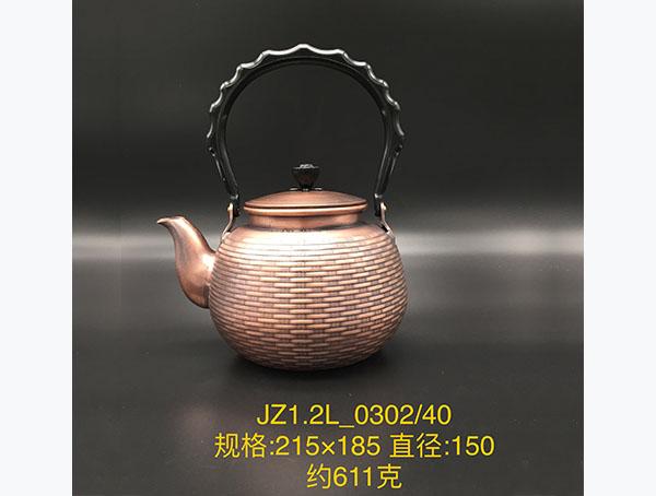 国内铜壶模具的制作工艺水平情况
