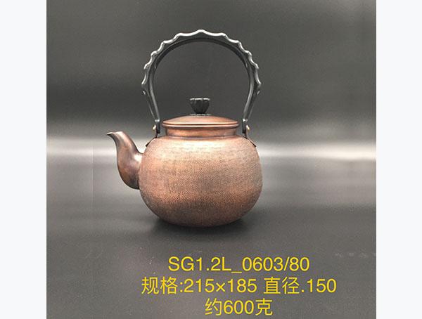 铜壶模具制作加工流程分享