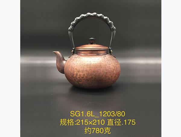 云南铜壶模具厂家