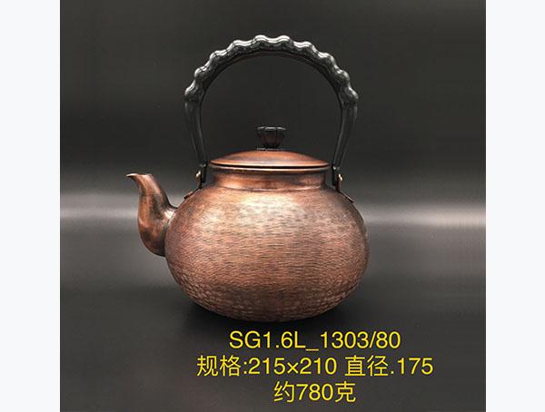 云南铜壶模具