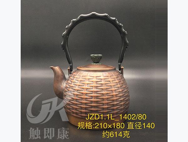銅壺模具制造步驟介紹