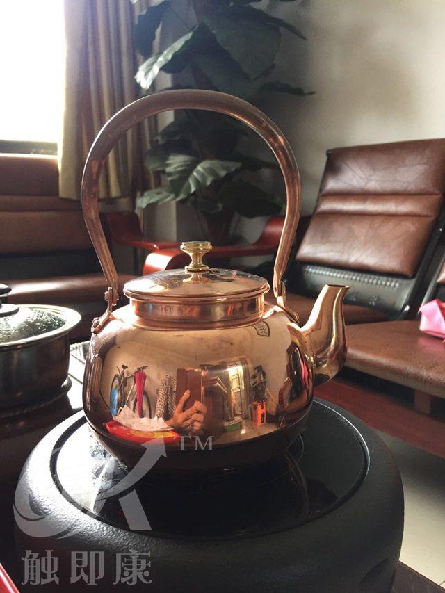 云南铜壶-铜壶 抛光款