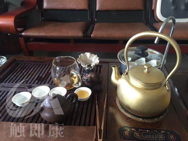云南铜壶-铜壶 金砂款