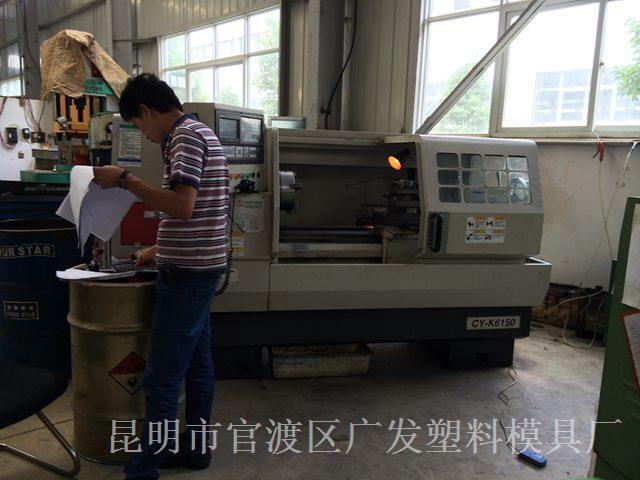 昆明大型CNC加工厂家-数控车床