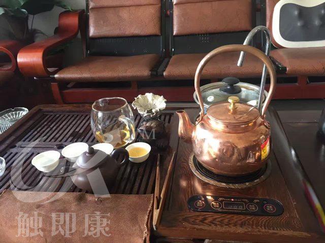 云南铜壶-光面铜壶
