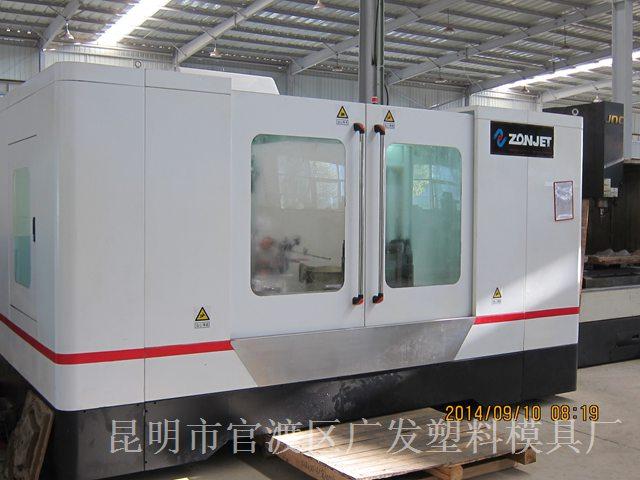 昆明大型CNC加工厂家-深孔钻1
