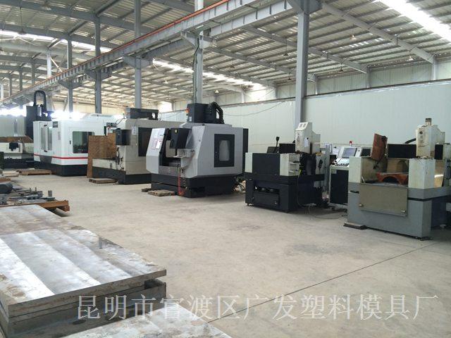 昆明大型CNC加工厂家-CNC加工中心 雕刻机