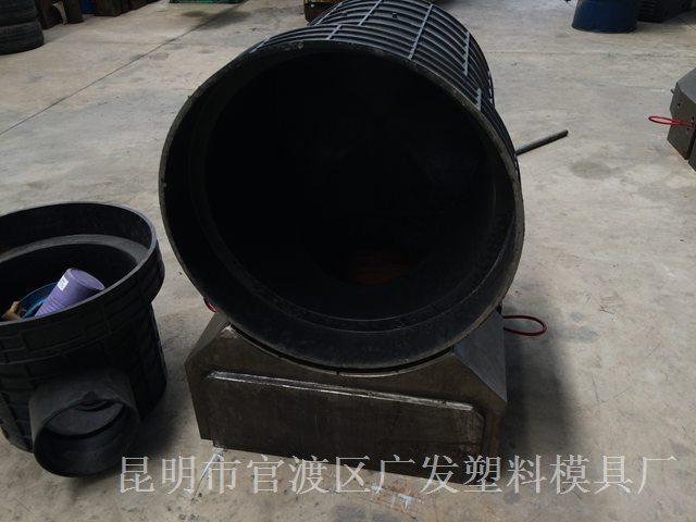 昆明塑料模具厂加工-大型管件3