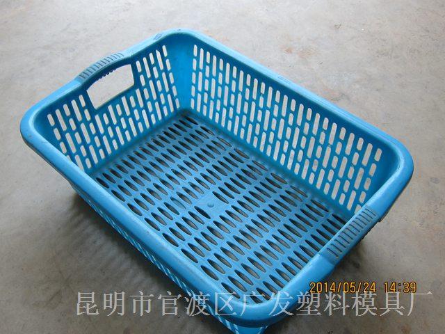 云南塑料模具厂加工-蔬菜筐 水果筐 周转筐