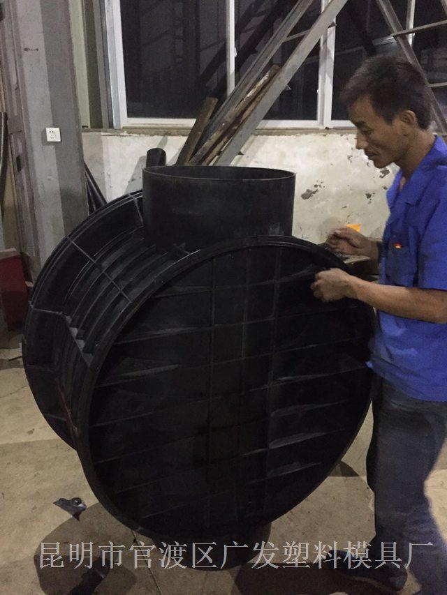 云南塑料模具厂加工-大型管件价格