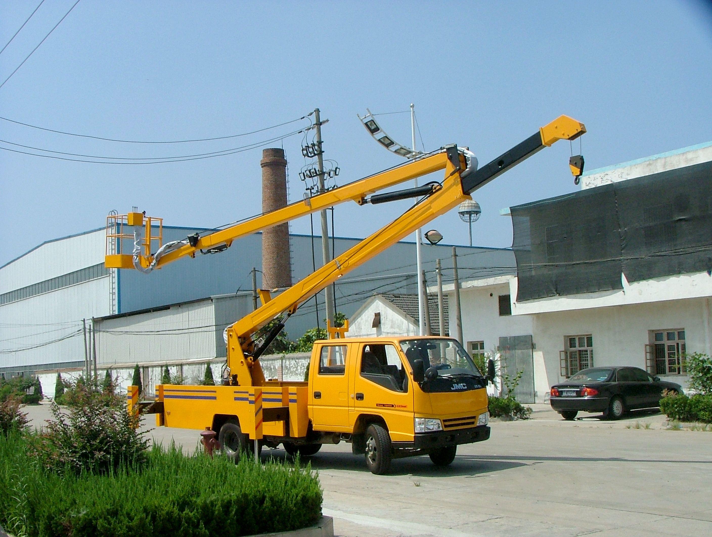 昆明高空作业车租赁公司常用的节油措施