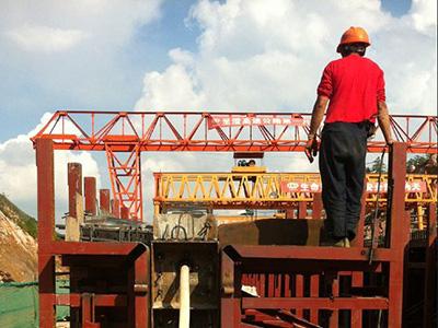 云南鋼模板施工