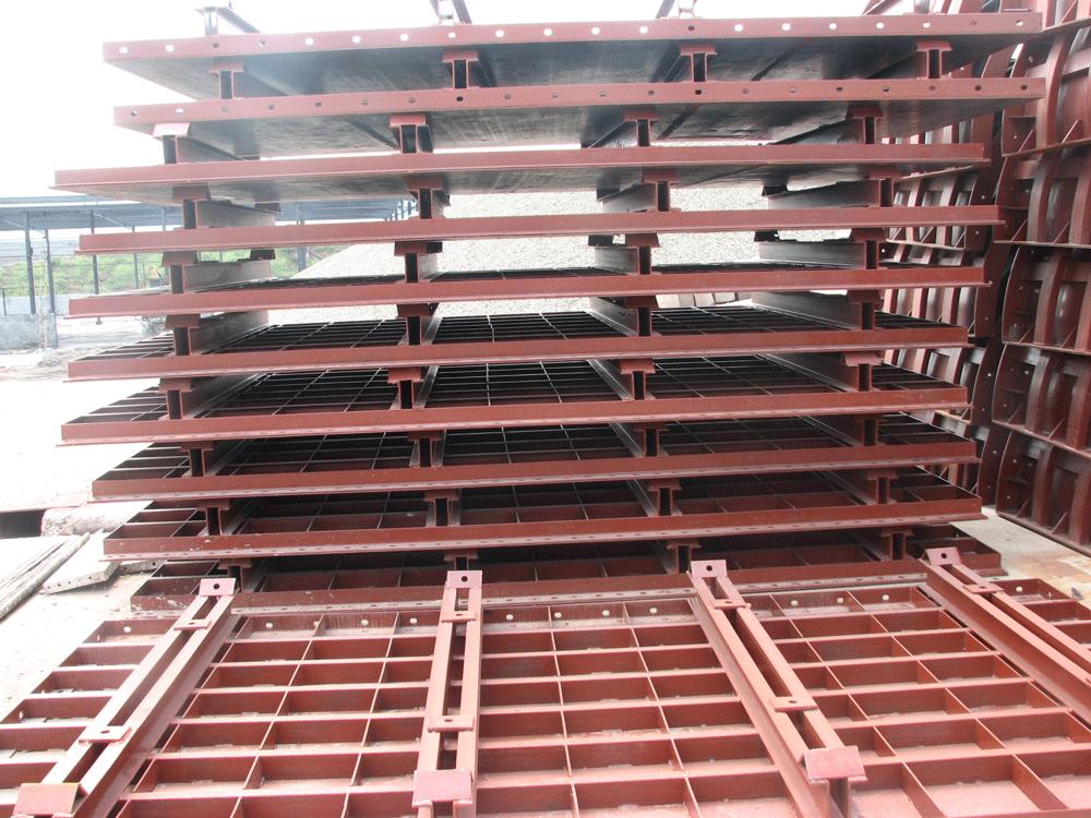 方墩鋼模板材料1