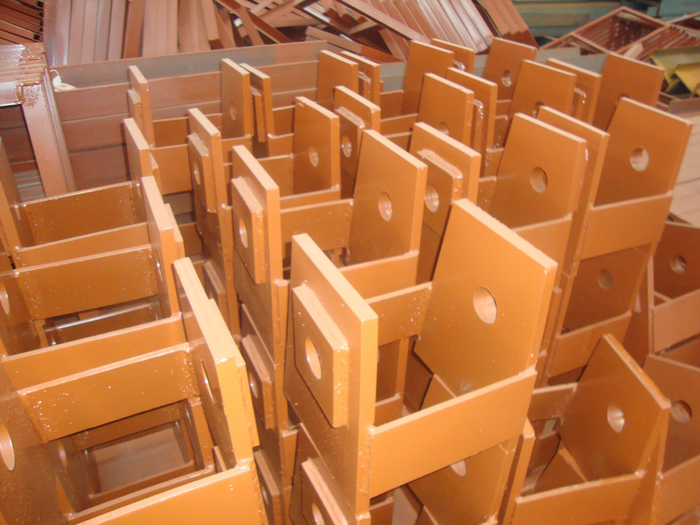 掛籃鋼模板