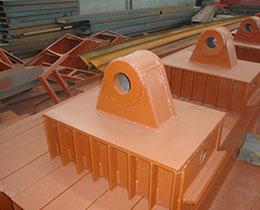 掛籃鋼模板1