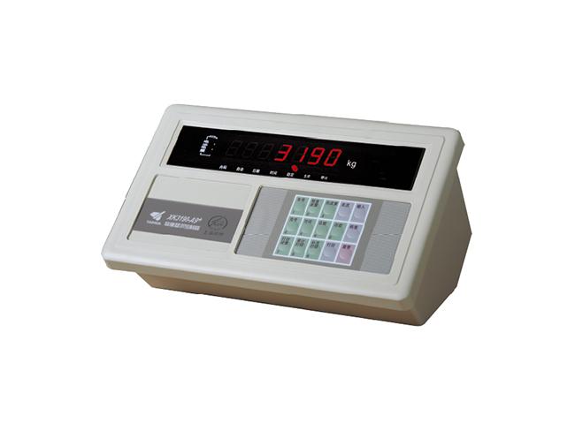 模拟汽车衡仪表XK3190-A9