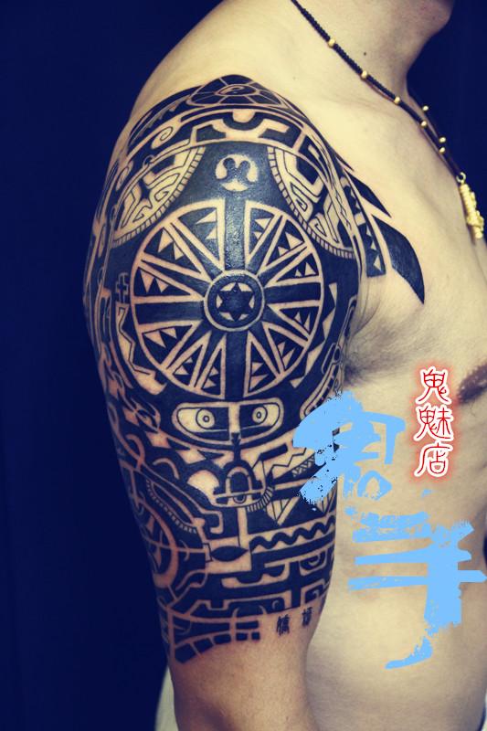 昆明盘龙区纹身公司为大家分享一下必知的纹身常识