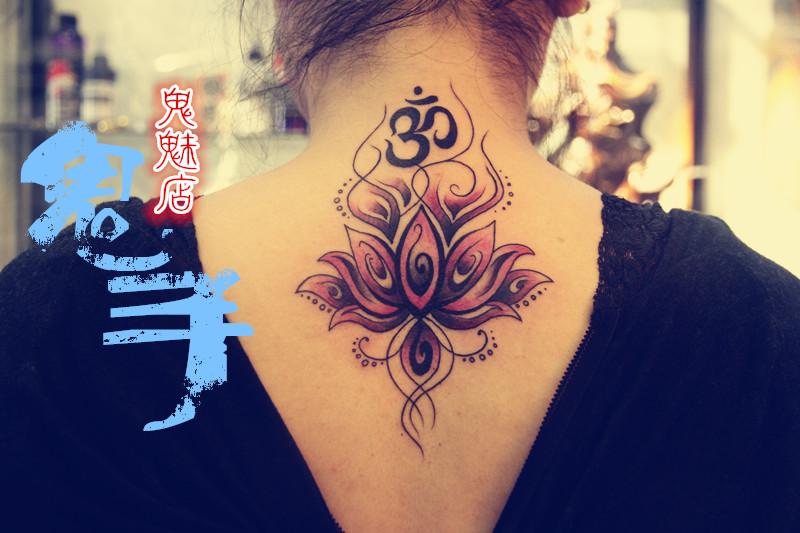 昆明鬼手纹身鬼魅店纹身师教你如何用纹身遮盖伤疤