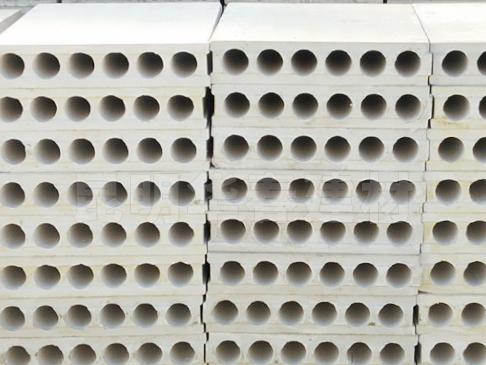 石膏空心墻體砌塊