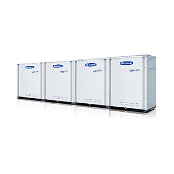 格力多联机·GMV水源热泵直流变频多联机组