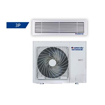 格力家用中央空调·3匹 变频 纤薄风管机 液晶面板线控