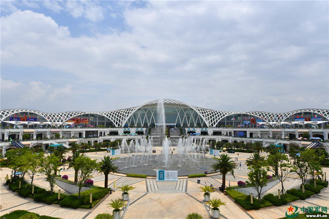 滇池國際會展中心(會議中心空調安裝項目)