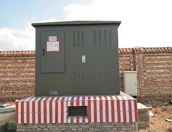 云南箱式变压器在电力工程施工中要注意些什么?