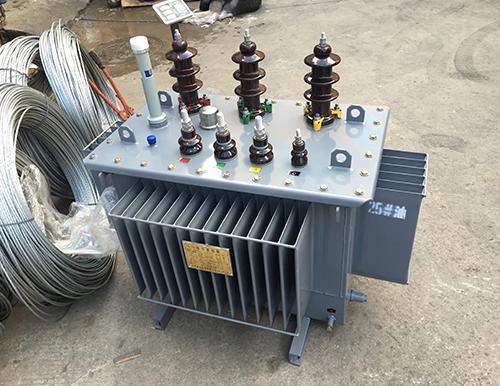 云南变压器厂家告诉你油浸式变压器漏油如何处理