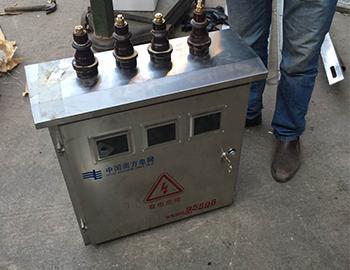 你知道吗?云南变压器可以根据气体来判断故障的类型