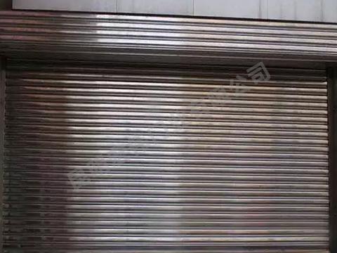 卷帘门配件是卷帘门质量的基石