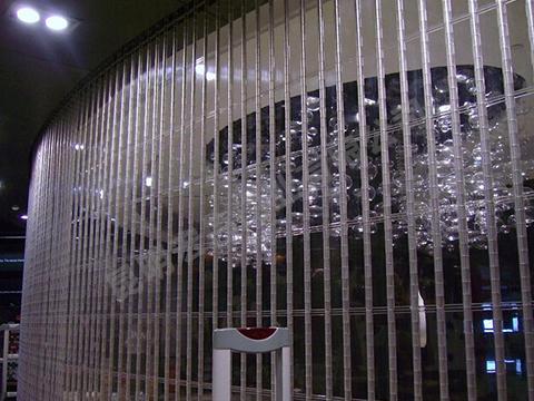 云南水晶卷帘门