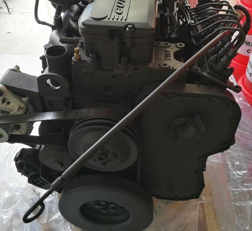 康明斯原厂375马力压库发动机