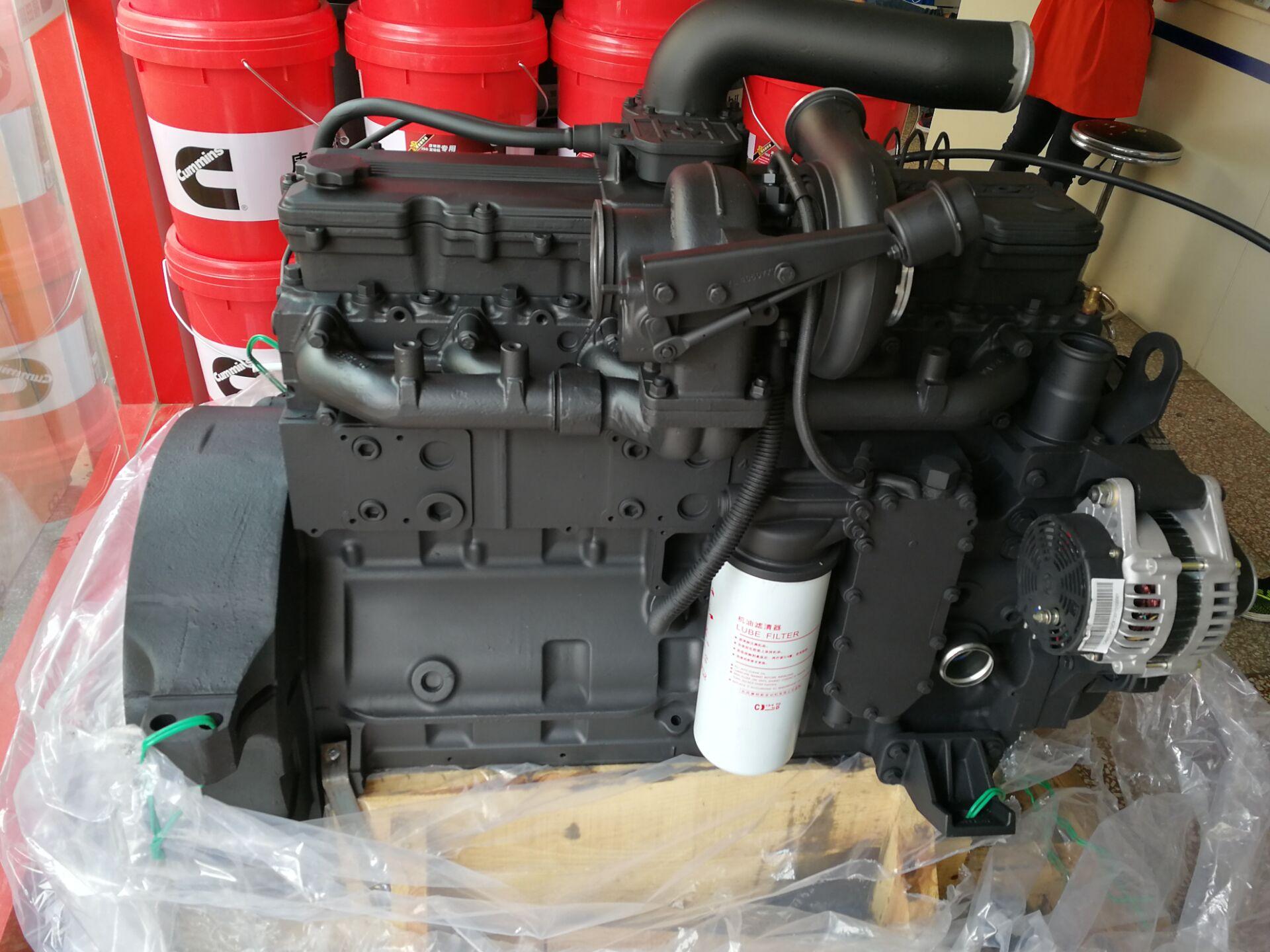 云南康明斯原厂375马力压库发动机