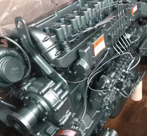 重汽原厂发动机总成371马力