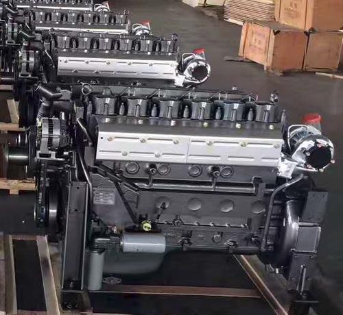 潍柴原厂发动机总成