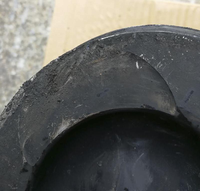 气缸体磨损