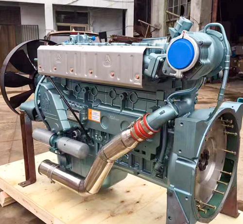 重汽原厂发动机总成